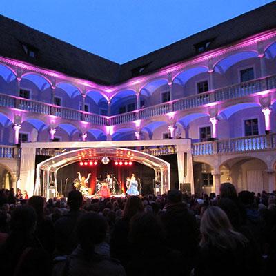 Palazzofestival Regensburg