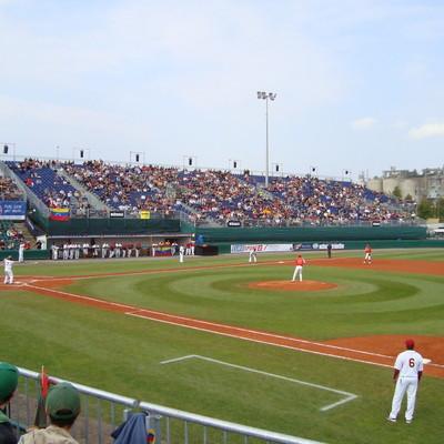 Stadionbeschallung der Baseball WM