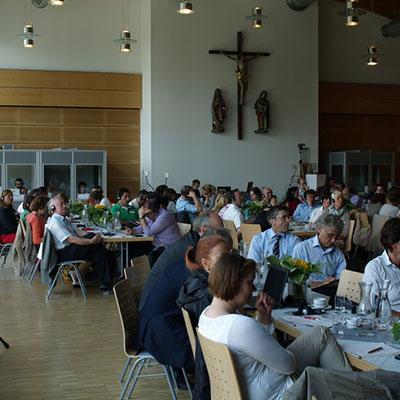 Tagung bei den Barmherzigen Brüdern in Straubing