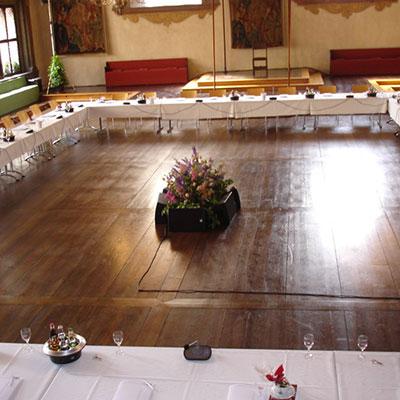 Witschaftsministertagung in Regensburg