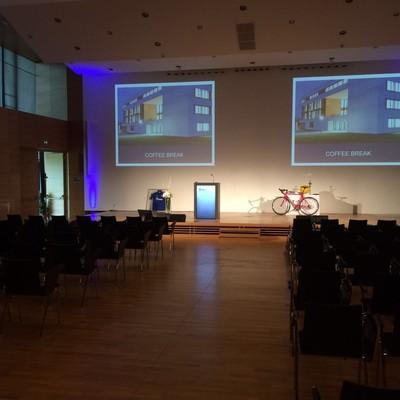 Tagung der IREBS in Regensburg